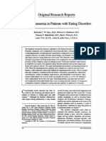Hypomagnesemia in Pacients With Eating Disorders