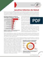 Los peruanos esperan un trato más humano de los médicos y el personal de salud en el país
