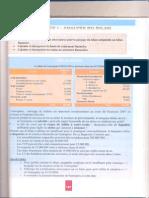 manuel comptabilité bac (extrait) - analyse de bilan -