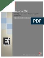 Anuario EDI Diciembre 2013