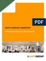 Lapp NA Laboratory Brochure