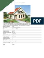 Proiect Casa Cantata e