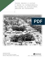 Monreal Periáñez, José María. VIVIENDA SOCIAL Y OBRERA EN MUMBAI