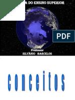 Didática do ensino superior apresentação   Prof. Silvânio Barcelos