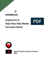Steel Casting Handbook - Supplement 8