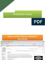Wikipedia Edycja
