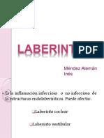 LABERINTITIS