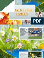 Goalkeeper Drills