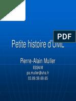 Petite Histoire UML