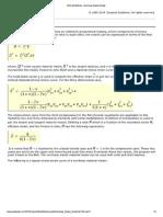 Nonlinear Elastic Model Solidworks