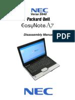 Easynote a7 Versa s940