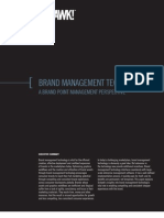 Brand Management Technology