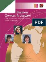 Women Business Owners in Jordan