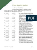 Gpcs Fiscal Sponsorship Checklist