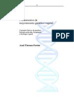 Fundamentos Mejoramiento Genetico vegetal