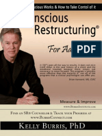 Subconscious Restructuring for Adults How Your Subconscious Works How to Take Control of It