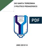 PPP2013 - Colégio Santa Terezinha