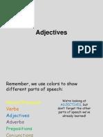 9-- adjectives