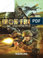 Iron Front - Booklet - ESP