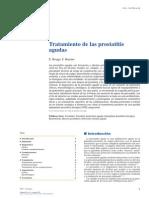 TX Prostatitis Agudas