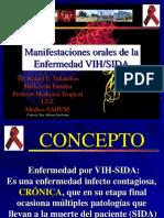Manifestaciones Orales Del VIH-SIDA