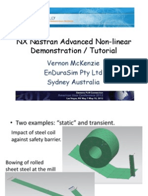 Nx Assign Material Properties | Simulation | Spreadsheet