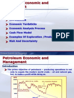 Course Petroleum Economic and Management