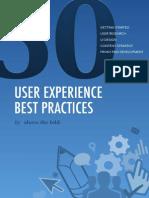 50 UX Best Practices