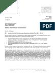 AC 08jan2014 Letter to G McDougall