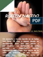 CLASE N°3-RECIEN NACIDO..!!