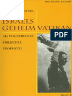 Eggert Wolfgang - Israels-Geheimvatikan Bd.3 - 514 S.