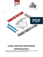 Real Estate Joint Ventures - Kenya