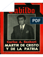 Revista Cabildo Números 21 y 22 + Revista El Fortín Números 1 y 2