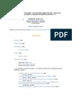 Ferrer Mc Gregor, Eduardo, LA JUSTICIA CONSTITUCIONAL Y SU INTERNACIONALIZACIÓN