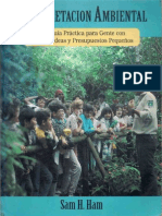 Interpretación Ambiental - Sam H. Ham.