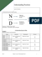 Lesson 6 Understanding Fractions