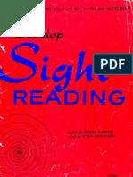 Develop Sight Reading.