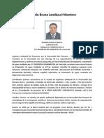 Semblanza - Ricardo Bruno Landázuri Montero