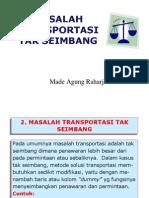 11. Metode Trans Tak Seimbang