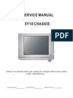 5Y18 Hitachi CDH29GFS12-Service Manual