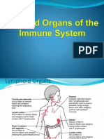 Cell and Organs of the Immune System