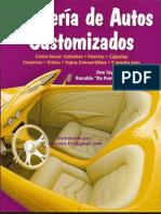 Tapicería De Autos [Español]
