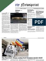 Libertynewsprint 9-18-09 Edition
