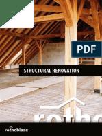 Rothoblaas Structural Renovation en 01