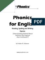 yes phonics new edition phonics for english manual v2