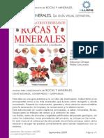 Manual Para Coleccionistas de Rocas y Minerales