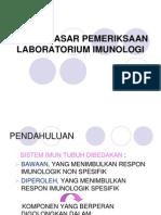 Dasar Pemx Lab Imun