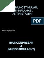 2010 Anti HISTAMIN AntiInflamasi Imunostimulan
