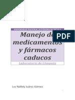 MEDICAMENTOS CADUCOS