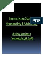 hipersensitivitas dan sistem imun